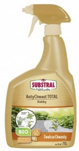 Antychwast Total Hobby SUBSTRAL NATUREN 1 L